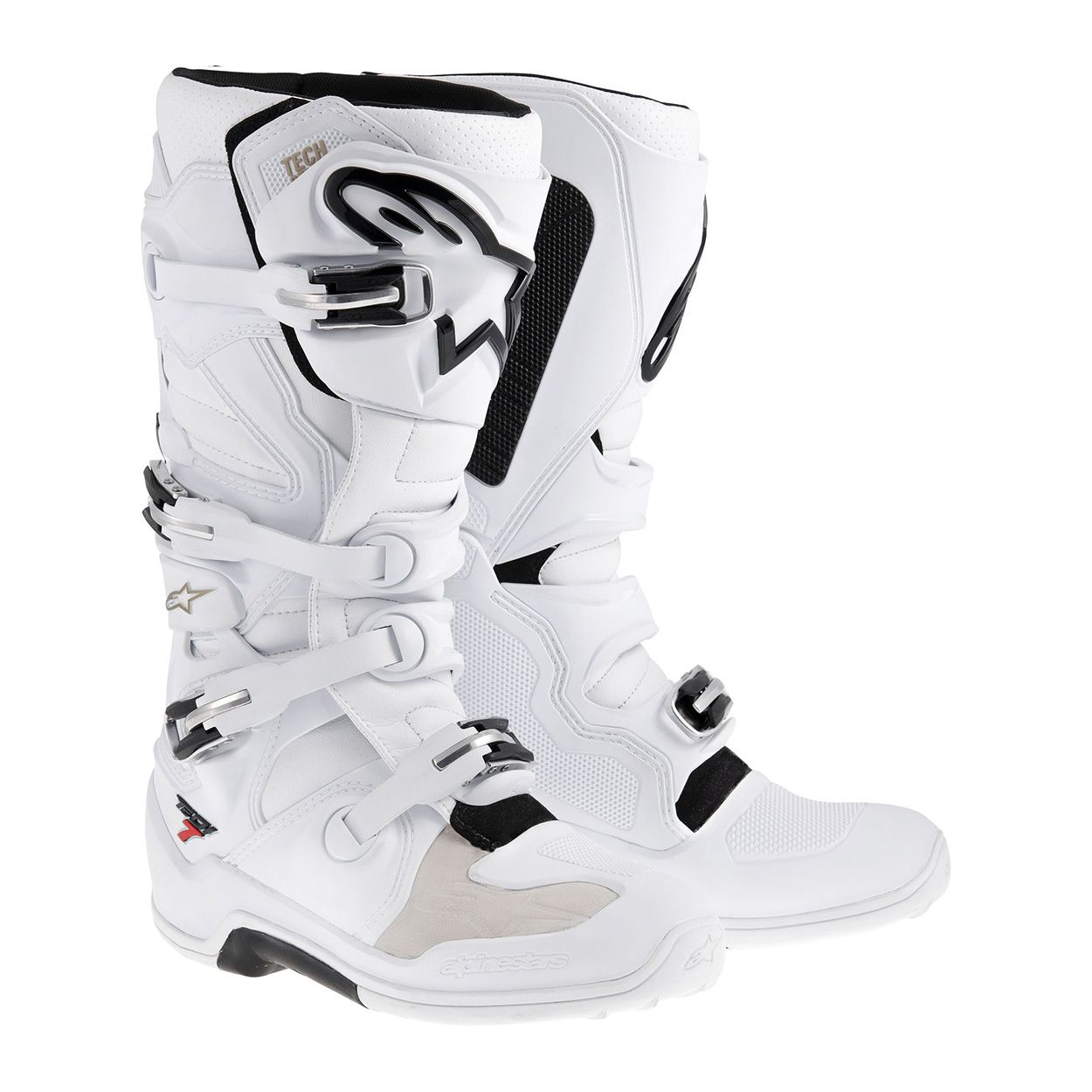 Alpinestars Crosslaarzen Tech 7 White