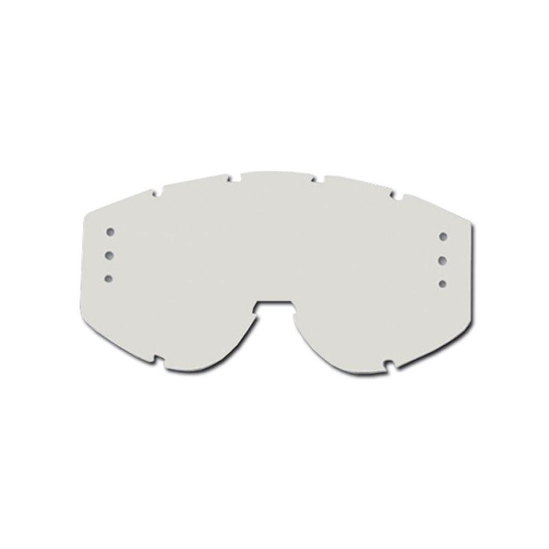 Progrip Lens Met Roll-Off Gaten Heldere Lens