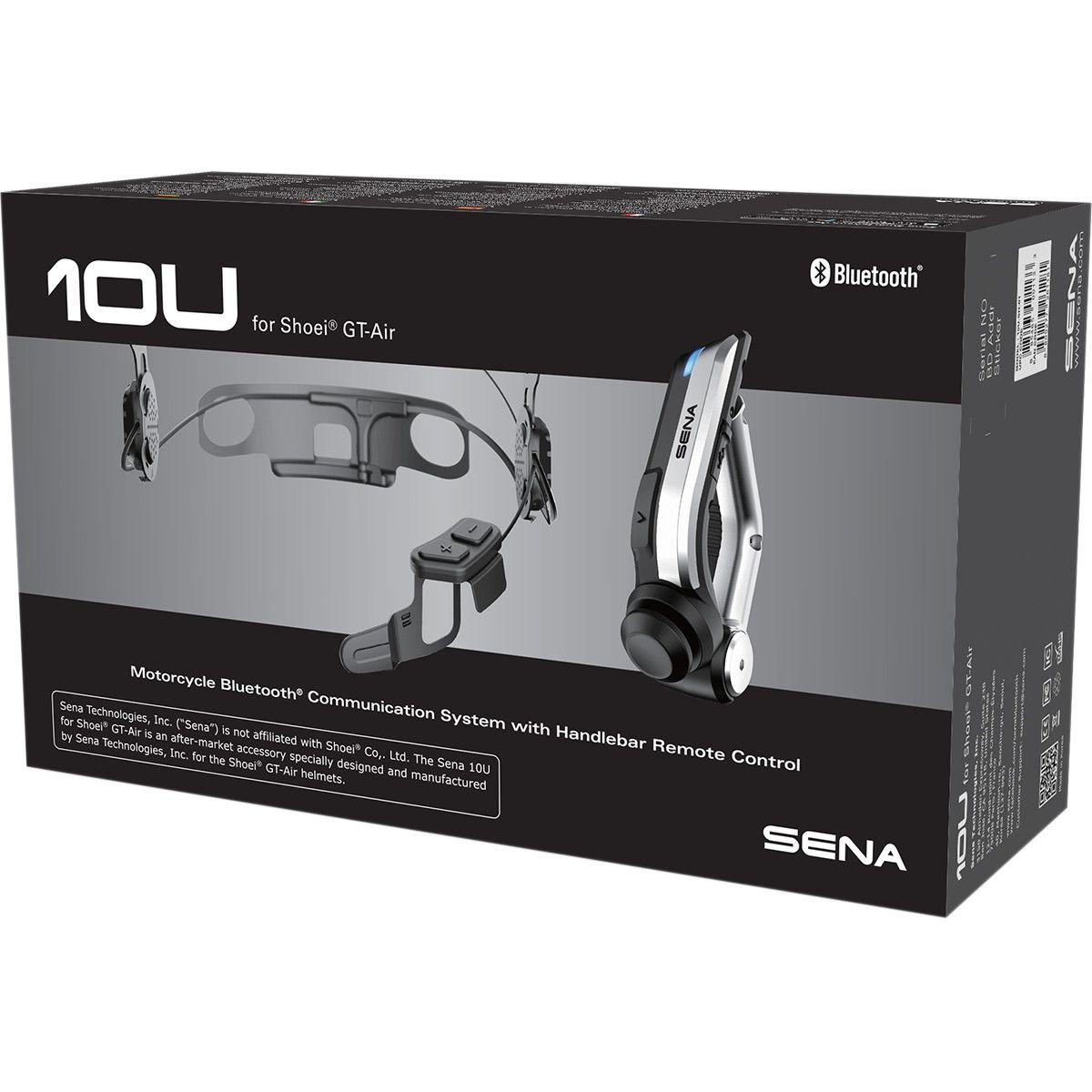 Sena Headset 10U voor Shoei GT-Air (10U-SH-01)