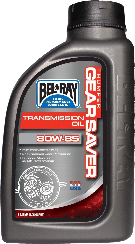 Bel-Ray Thumper Gear Saver Transmission Oil 80W-85