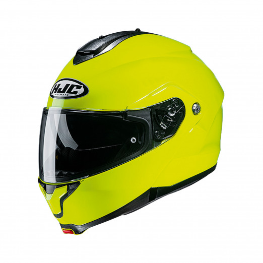 HJC Systeemhelm C91 Fluo Yellow