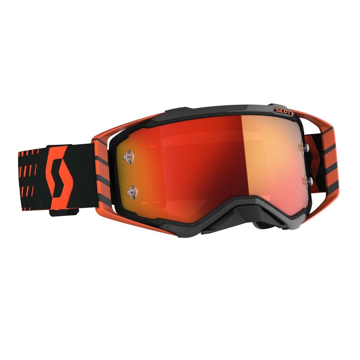 Scott Prospect Crossbril Orange/Black-Orange Chrome
