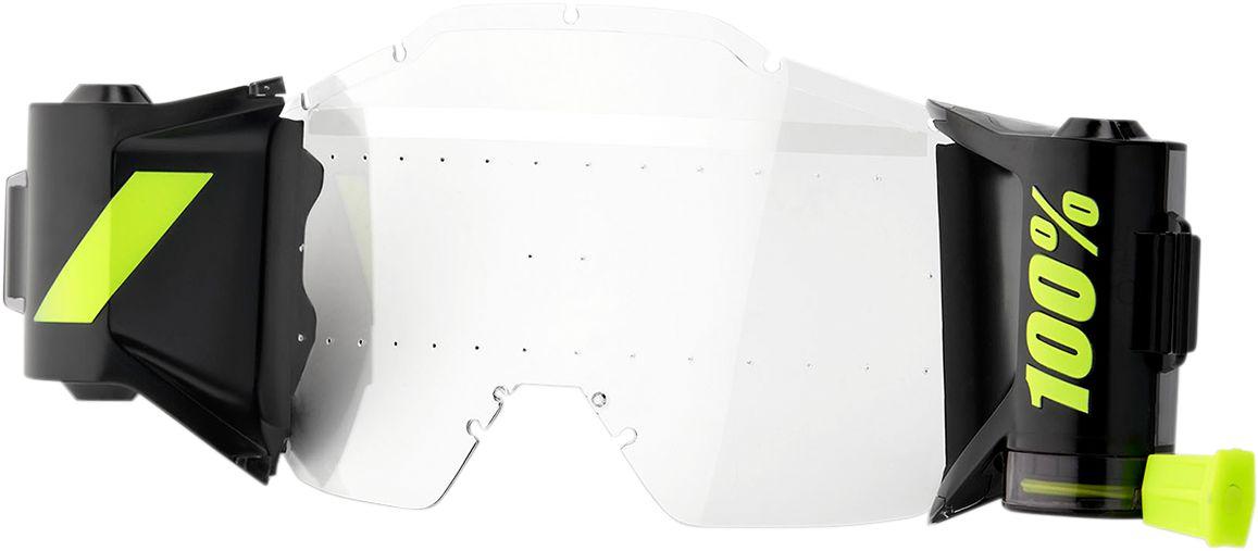 100% Forecast Roll-off syteem XL Voor Kinder Crossbrillen Accuri/Strata