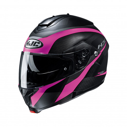 HJC Systeemhelm C91 Taly Pink