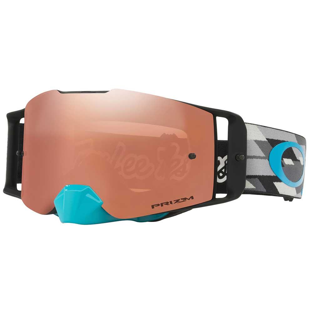 Oakley Crossbril Front Line MX TLD® Demo Stealth/PRIZM™ Black Iridium