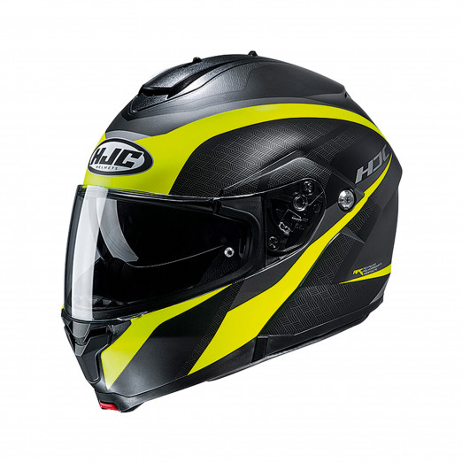 HJC Systeemhelm C91 Taly Yellow