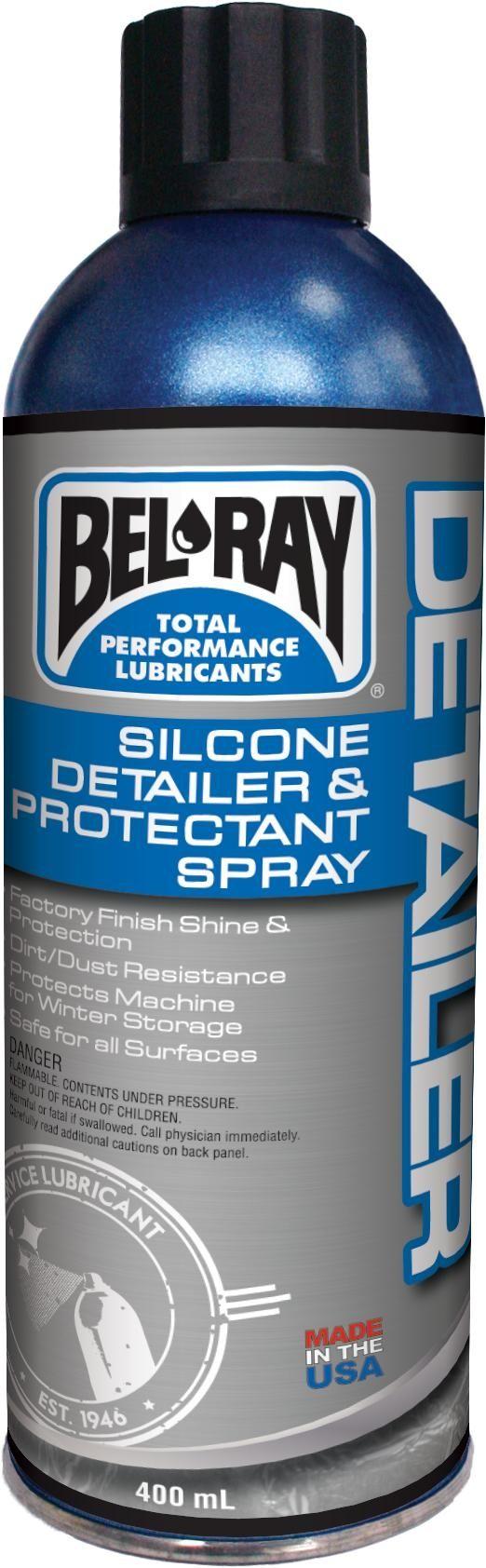 Bel-Ray Siliconen Protectant Spray 400 ml
