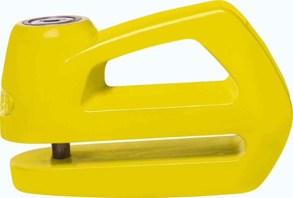 ABUS Disclock element 290 yellow