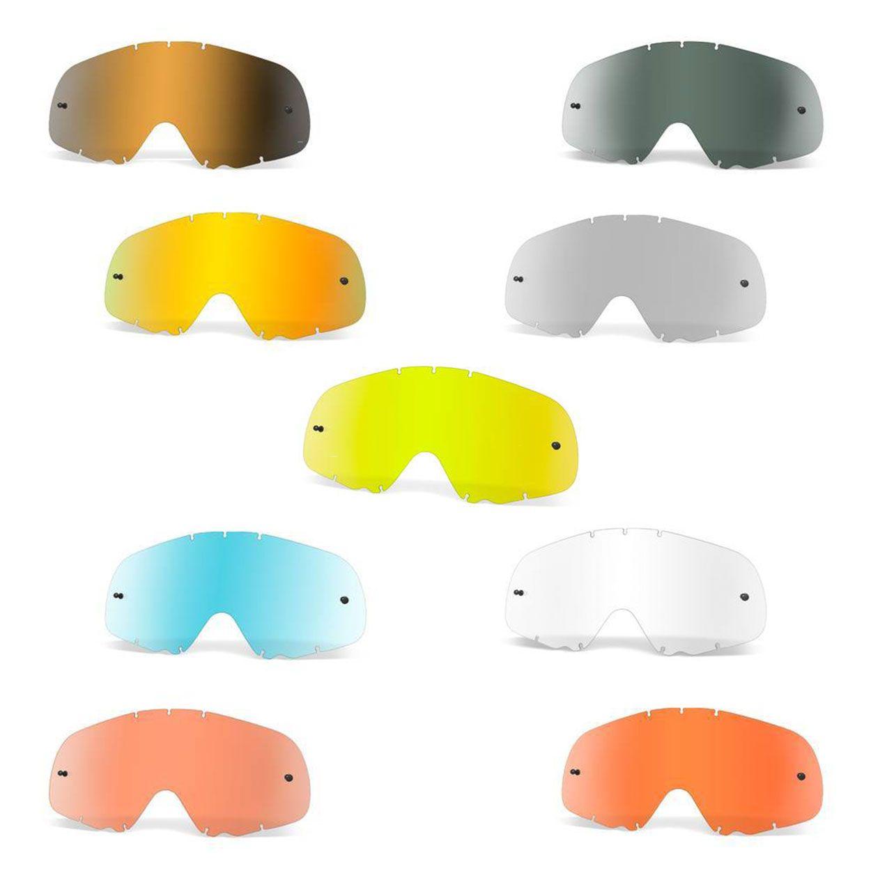 Oakley lens voor Oakley Airbrake Crossbrillen