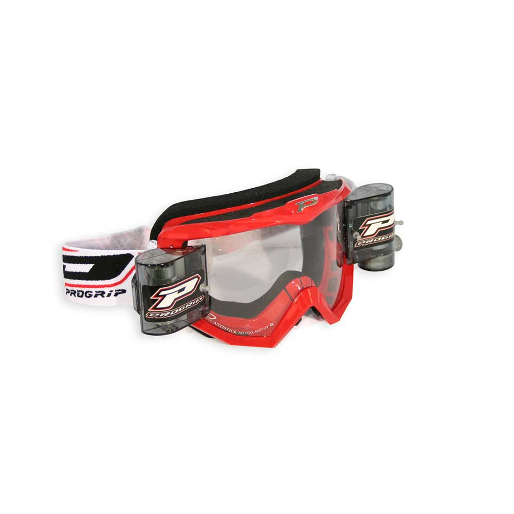 Progrip Crossbril 3208 Roll-Off Red