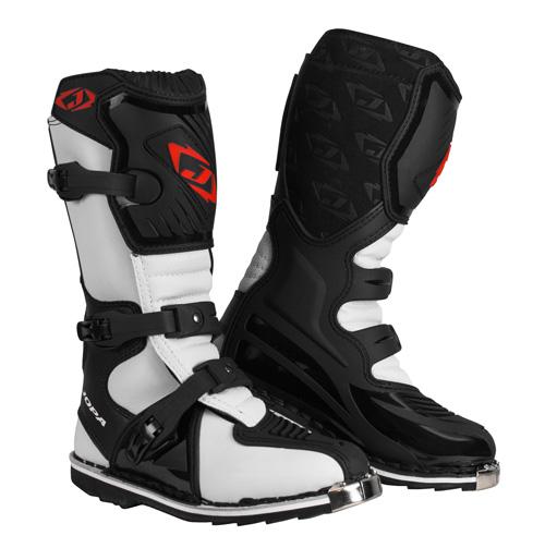 Jopa MX-Boots JS-10 KIDS White-Black 32