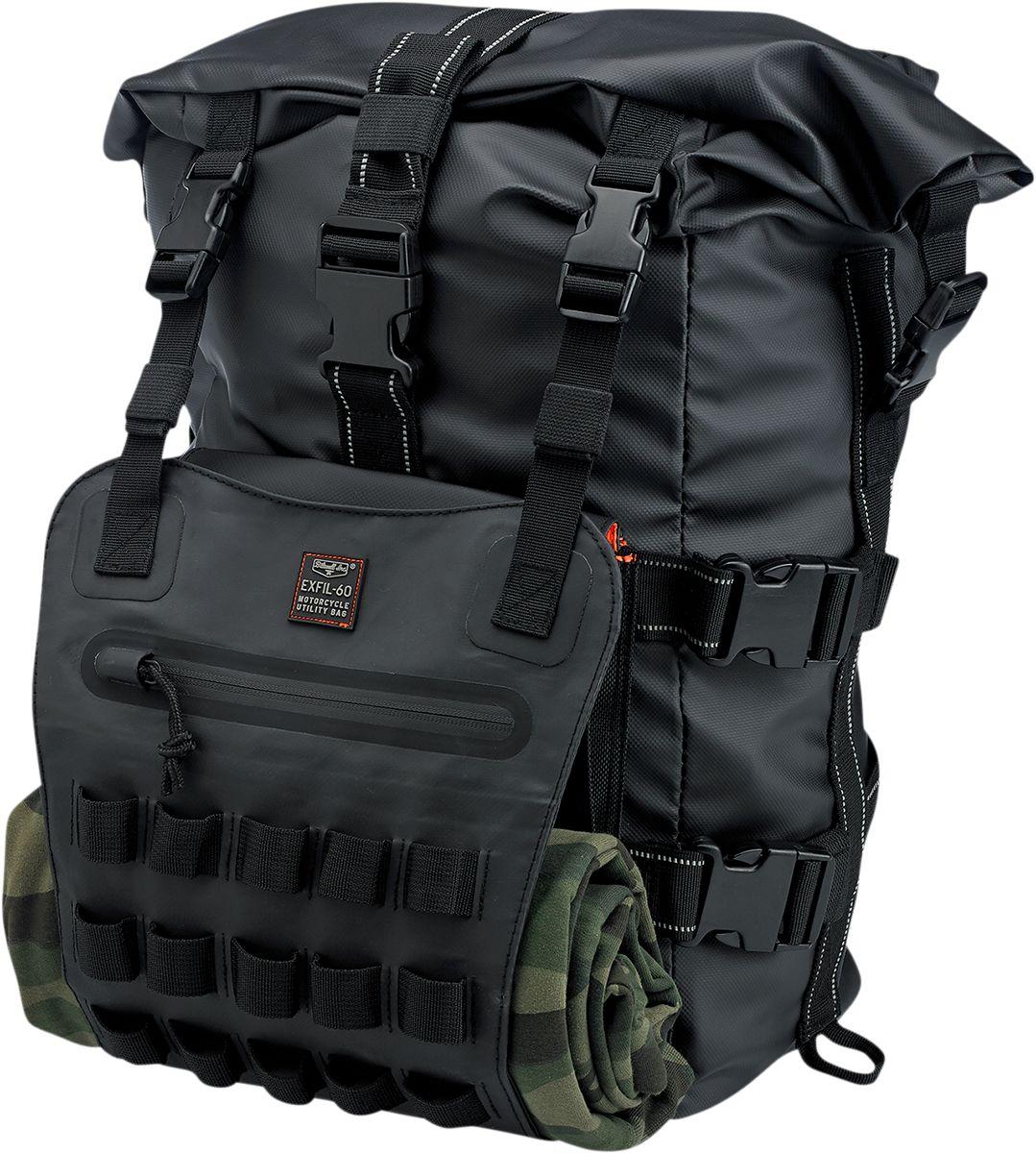 BAG MOTORCYCLE EXFIL-60 B