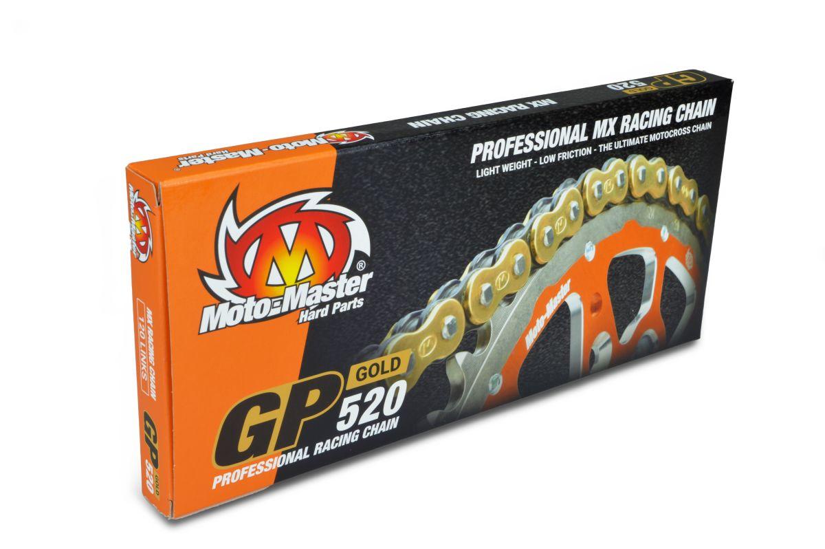 CHAIN GP-520 GOLD