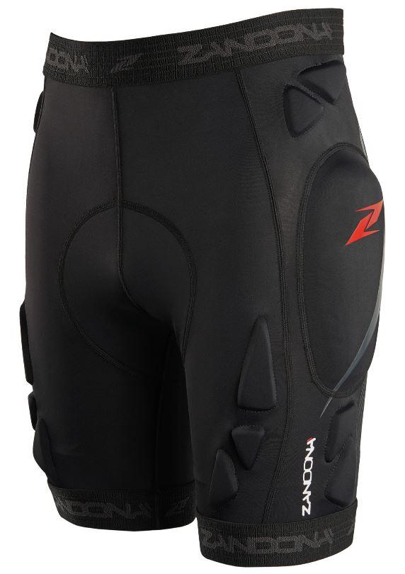 Zandona 6080 Soft Active Shorts Black L