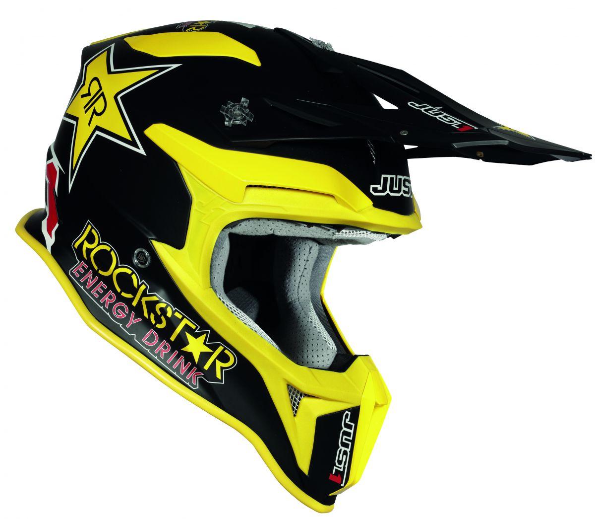 JUST1 Helmet J18 MIPS Pulsar Rockstar 60-L