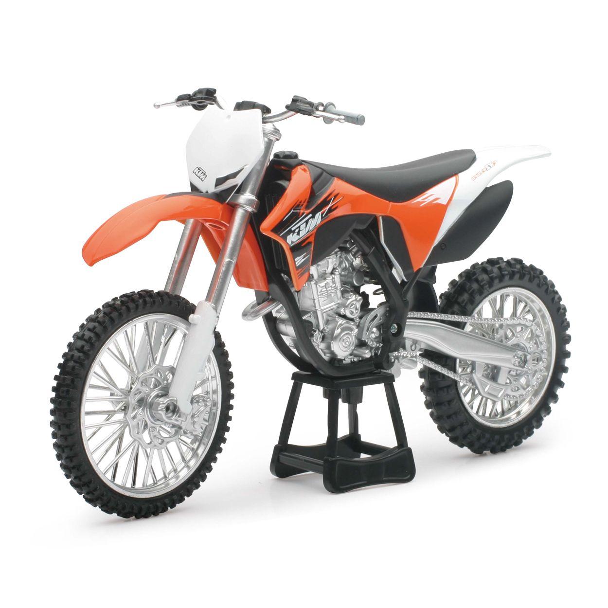 Miniatuur Motor KTM SX 2011 1:12