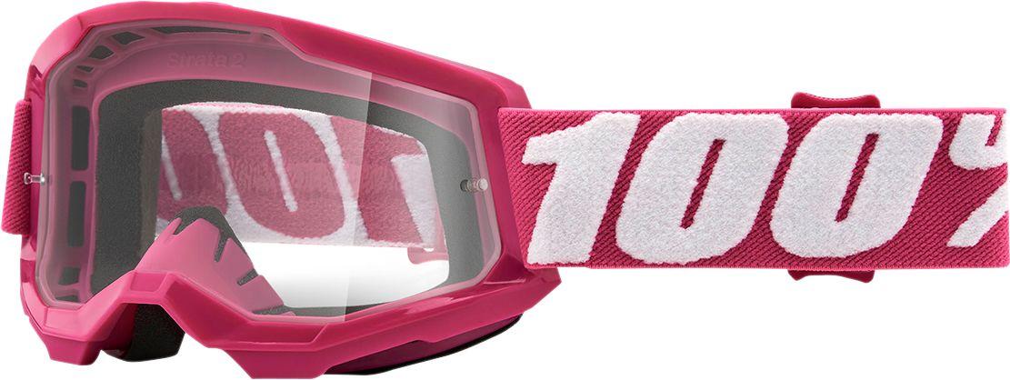 100% Kinder Crossbril Strata 2 Youth Fletcher/Clear