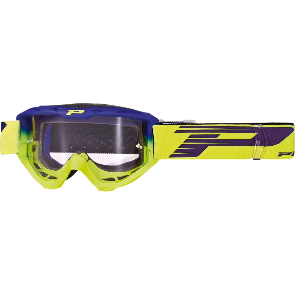 Progrip Crossbril 3450 Light Sensitive Riot Blue/Yellow