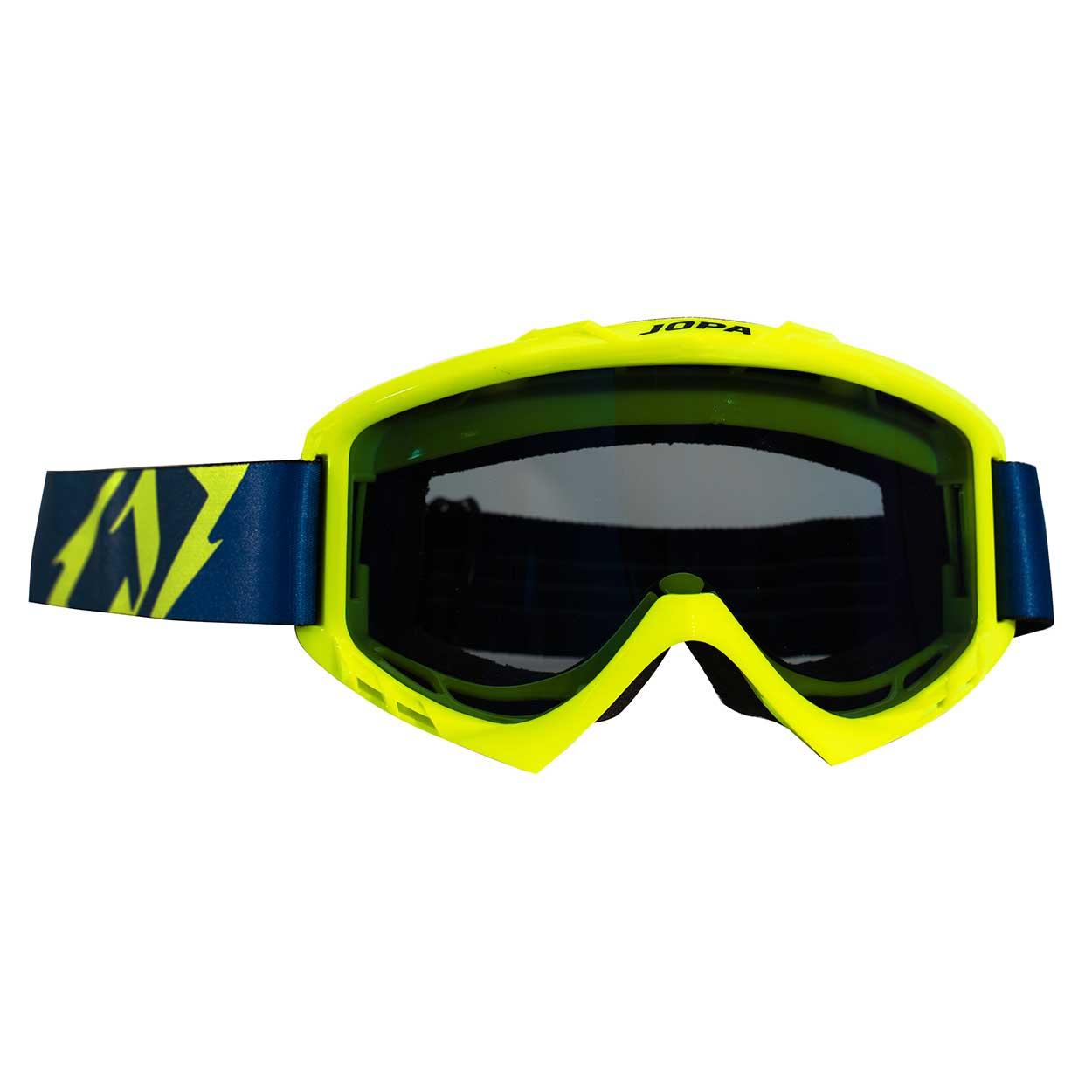 Jopa MX-Goggle Poison Neon Yellow
