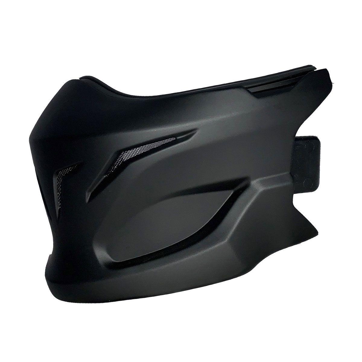 Scorpion Masks voor de Scorpion EXO-Combat Jethelm-Matt Zwart