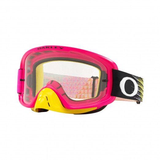 Oakley Crossbril O Frame 2.0 MX Dissolve Pink/Yellow