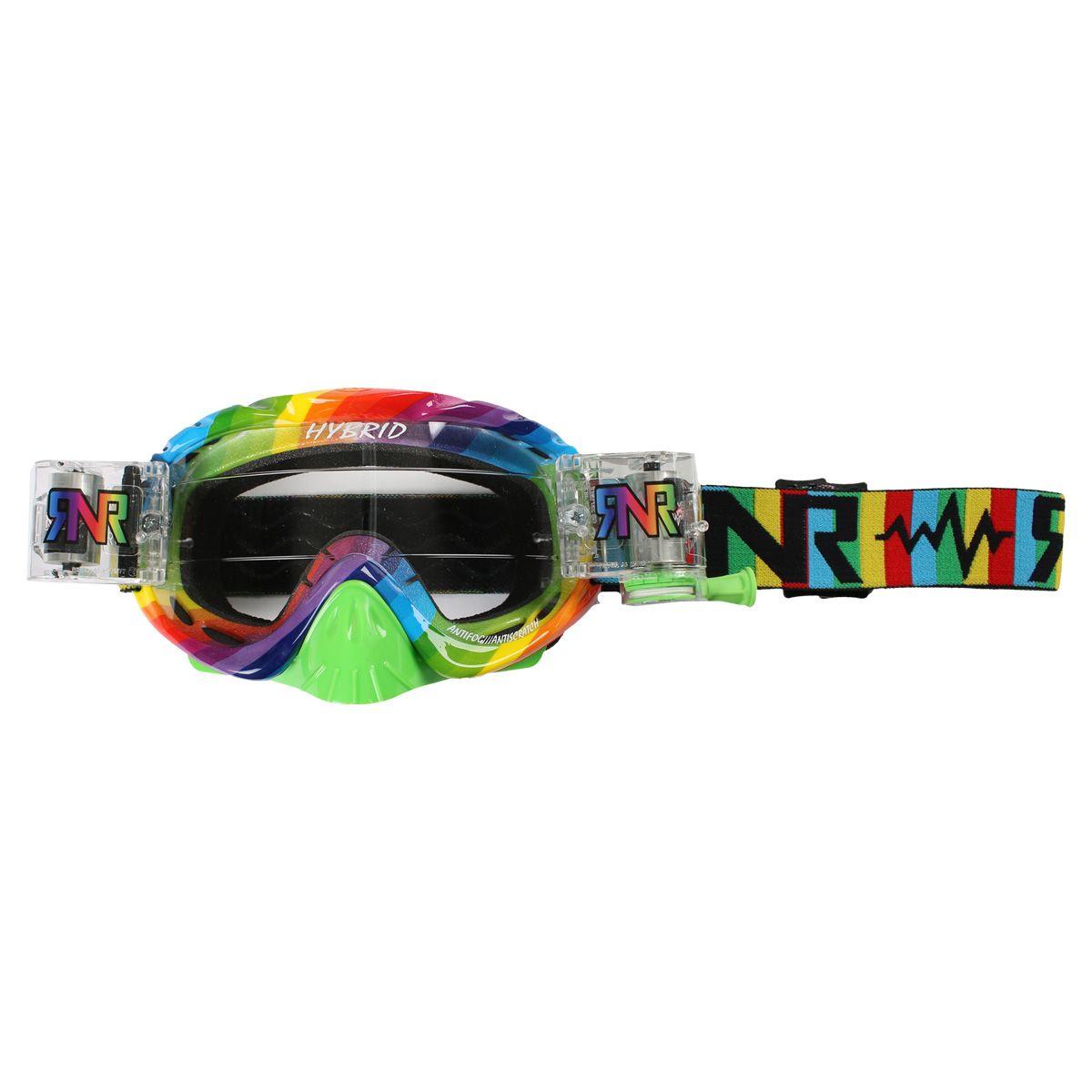 Rip 'n Roll Bril Hybrid + Roll Off Prism