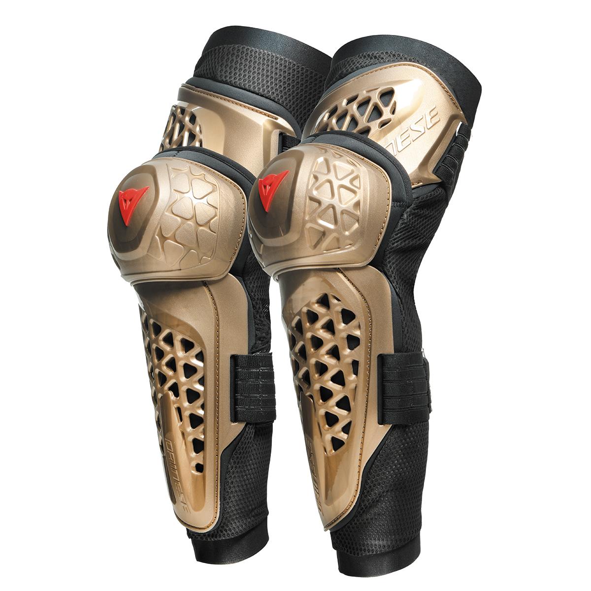 Dainese MX 1 Knee Guard Copper L