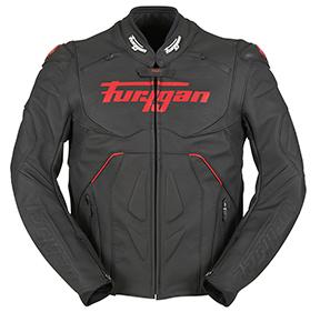 Furygan 6006-108 Jack Raptor Evo Black-Red 3XL