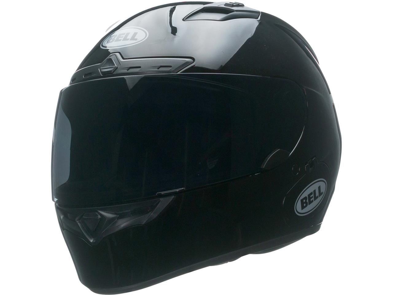 Bell Qualifier DLX Integraalhelm Gloss Black