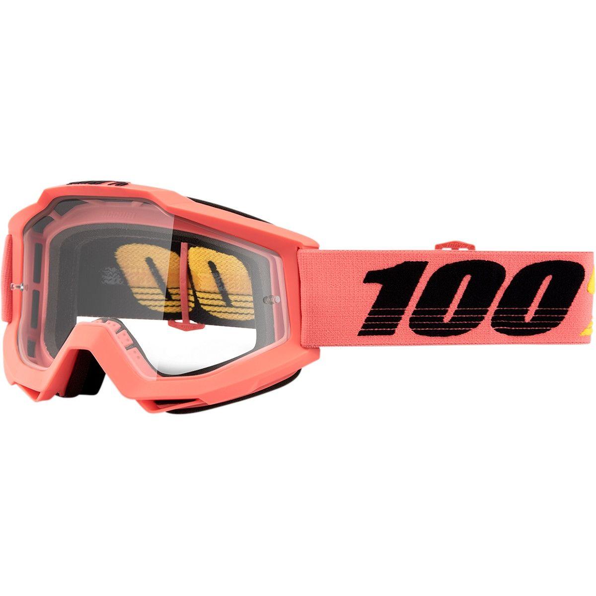 100% Crossbril Accuri Rogen Clear