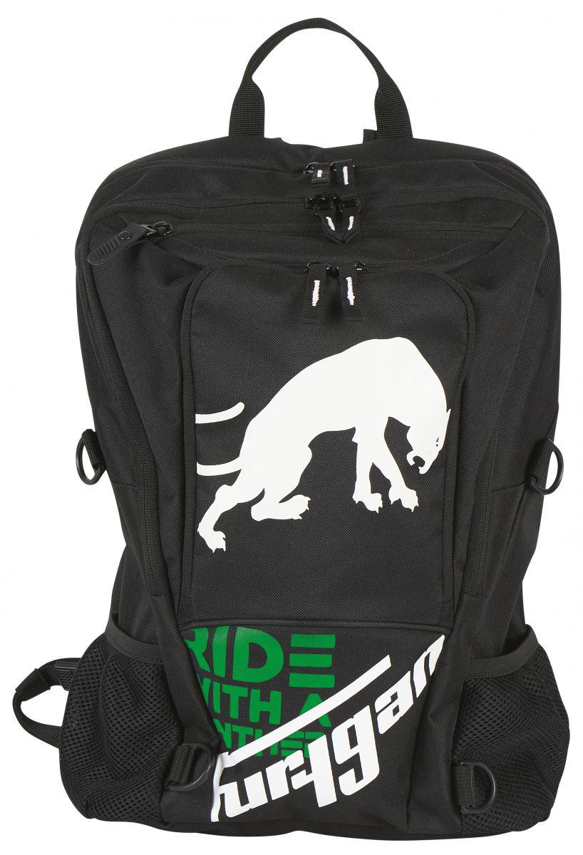 Furygan 7452-1025 Bags Thunder Evo Black-Green