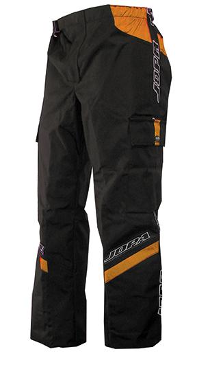 Jopa Baggypants 28 Black Orange