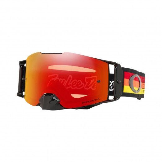 Oakley Crossbril Front Line TLD Pre-Mix Ryo PRIZM Torch Iridium
