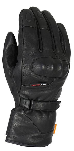 Furygan 4520-1 Gloves Land D3O 37.5 Black 3XL