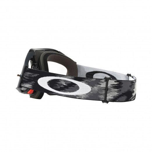 Oakley Crossbril Airbrake MX Jet Black Speed Clear