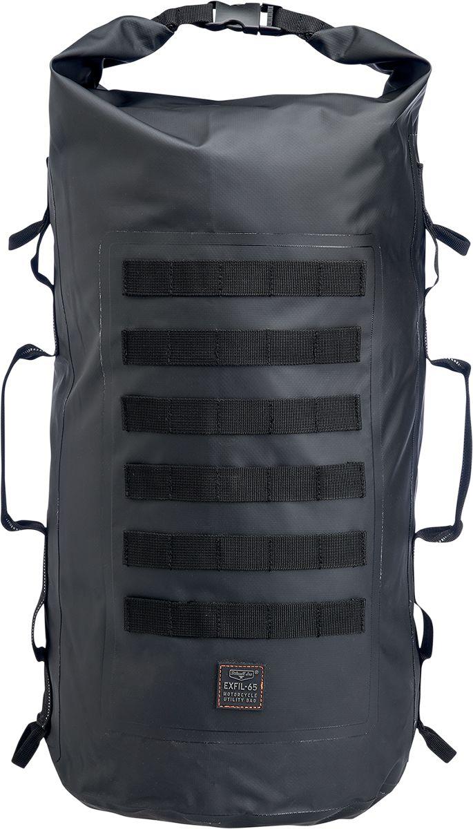 BAG EXFIL-65 BLACK
