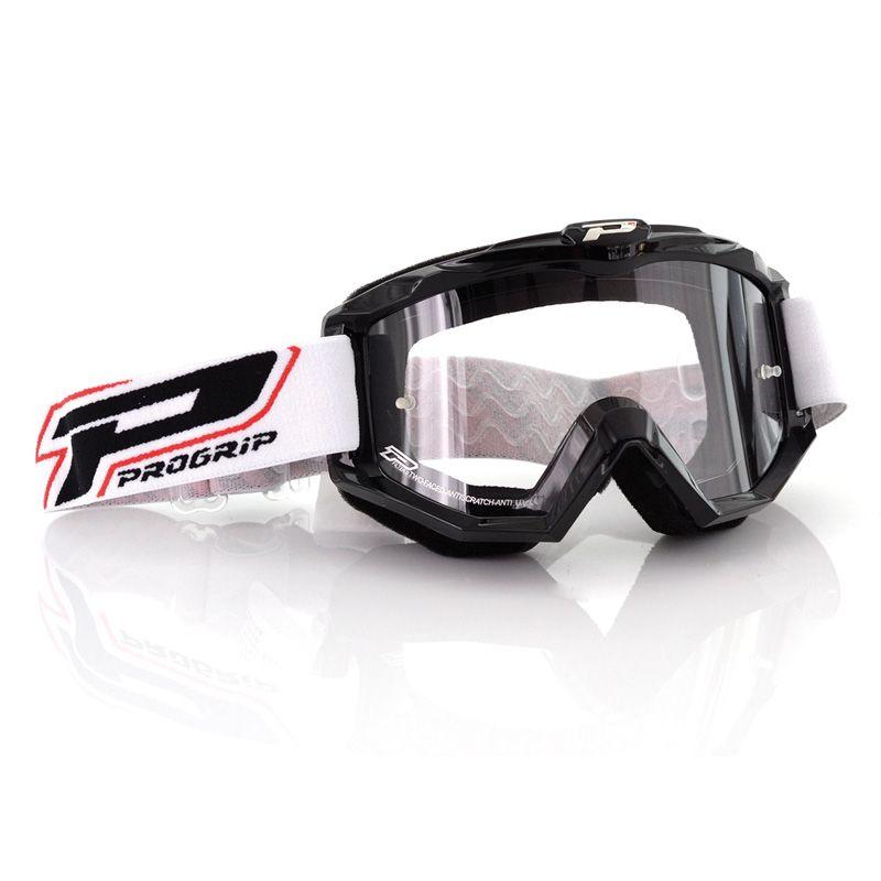 Progrip Crossbril 3201 Race Line Black