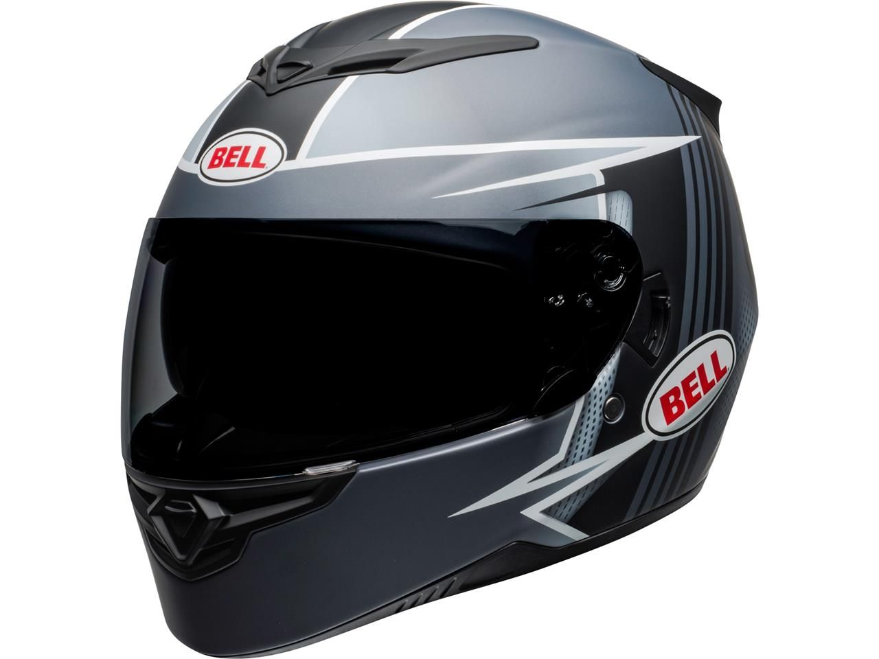 Bell RS-2 Integraalhelm Swift Black/Gray/White