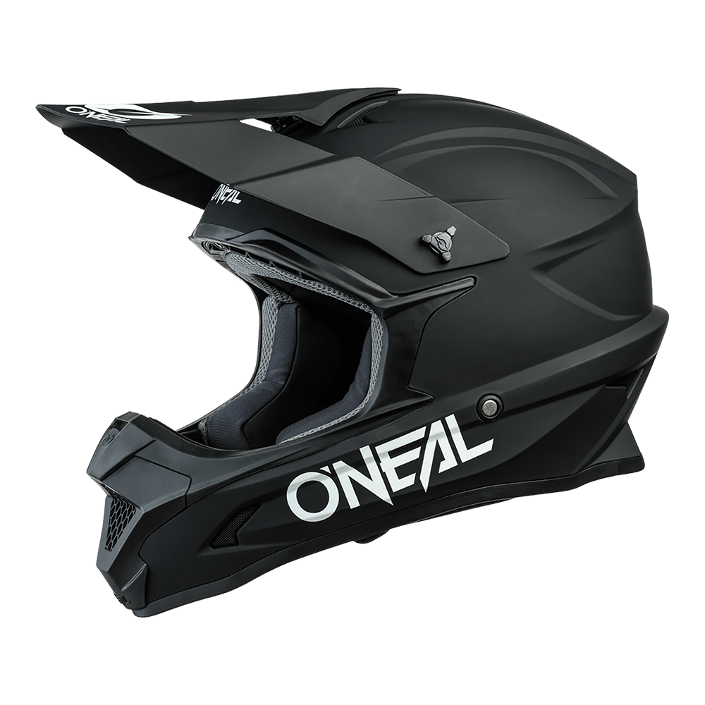 O'Neal Crosshelm 1 Series Solid Black