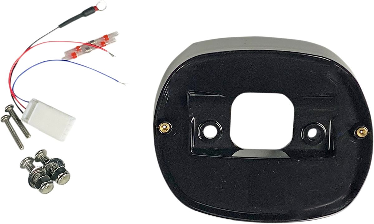 BASEPLATE TAILLIGHT BLK
