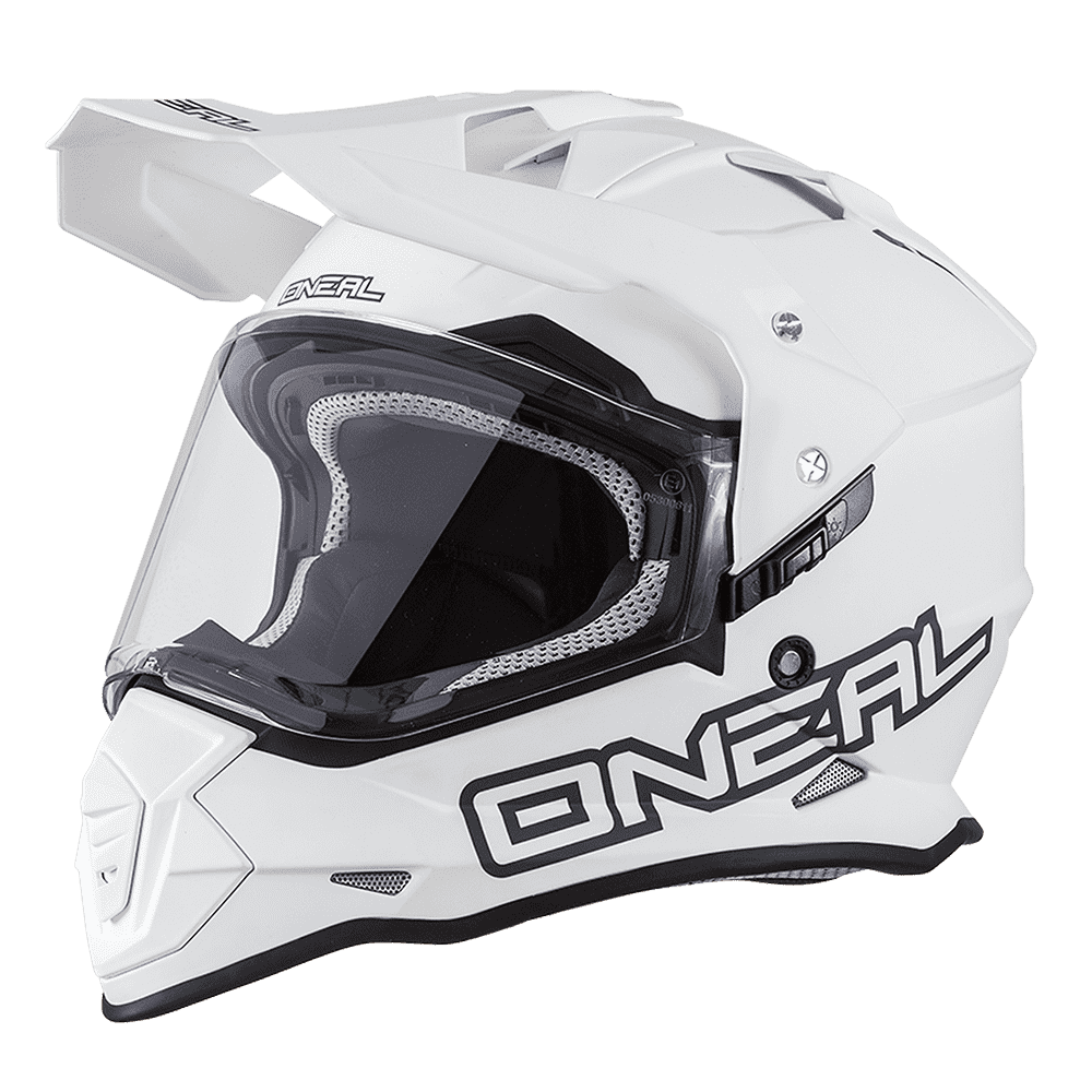 O'neal Crosshelm/Endurohelm Sierra II Flat White