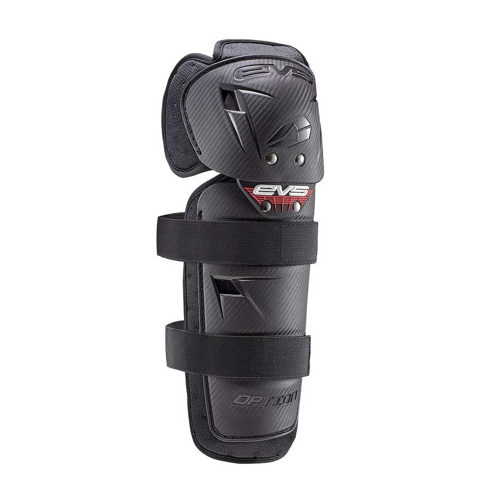 EVS Kinder Knie Beschermer Option Mini Black