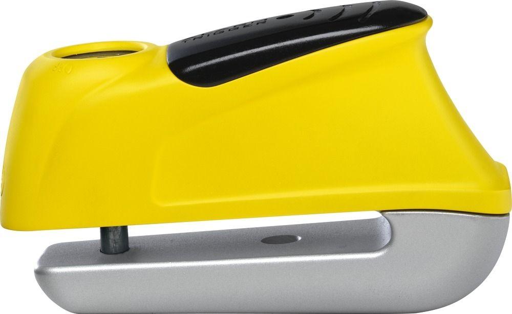 ABUS Disclock trigger 345 alarm yellow