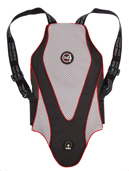 Forcefield FF1024 Backprotector Pro Sub 4K (L)
