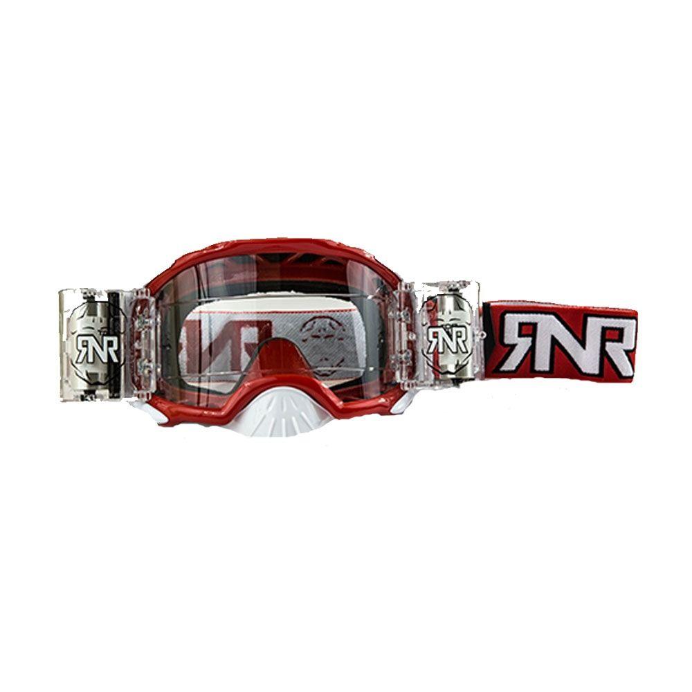 Rip `n Roll Crossbril Platinum (48mm Roll Off) Red