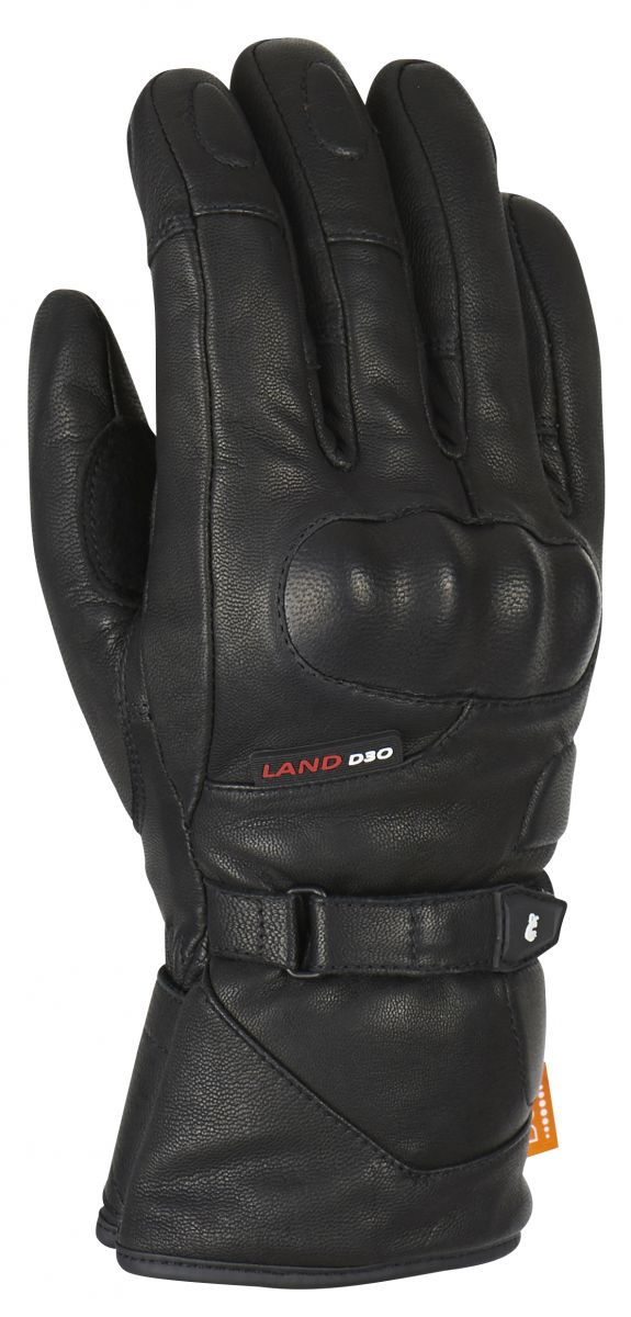 Furygan 4530-1 Gloves Land Lady D3O 37.5 Black L