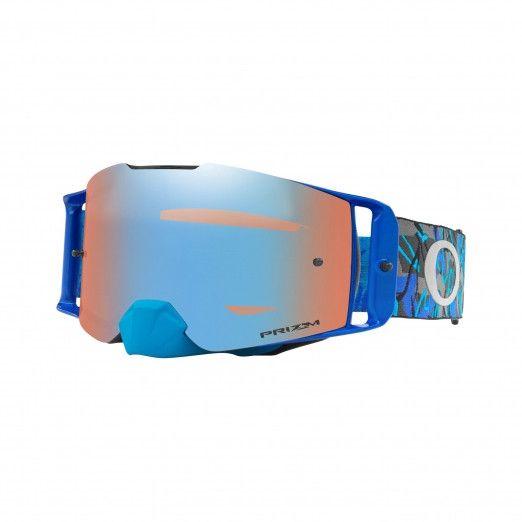 Oakley Crossbril Front Line Camo Vine Night Stealth Blue
