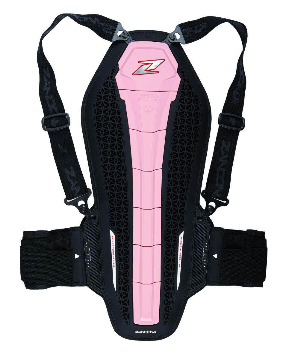 Zandona Hybrid Back Pro (1306) Black-Pink X6 L