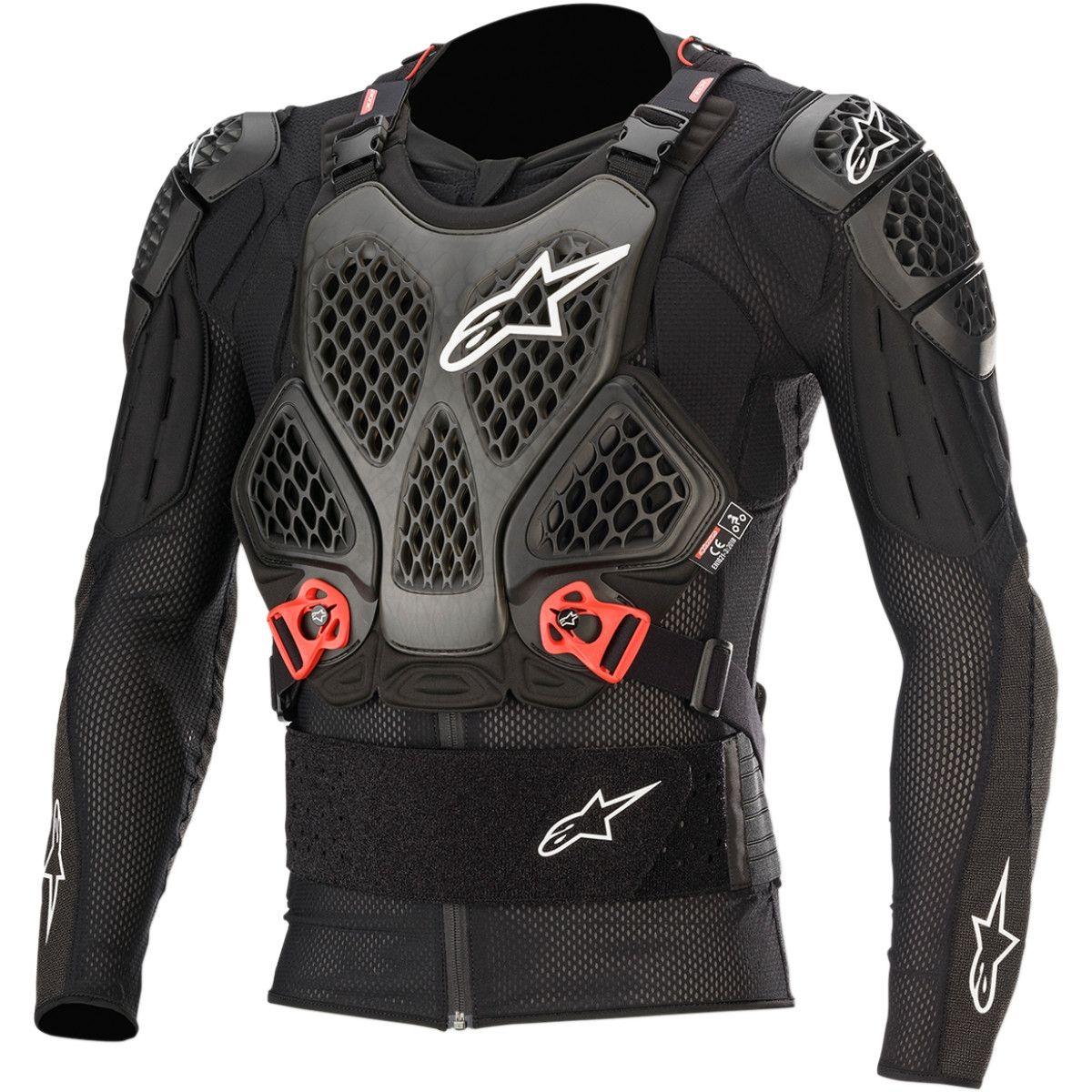Alpinestars Bionic Tech V2 Protectievest Black/Red
