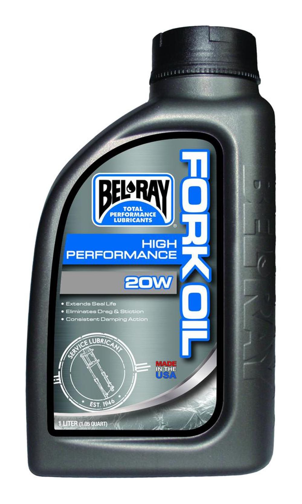 Bel-Ray High Performance Fork Oil 20W (1 Liter)